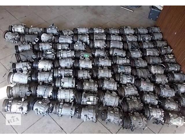 купить бу Б/у компрессор кондиционера для легкового авто Skoda SuperB в Львове