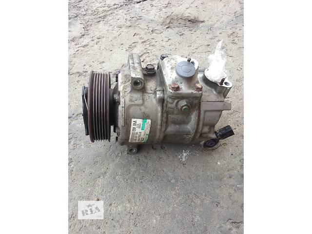 Б/у компрессор кондиционера для легкового авто Volkswagen Caddy- объявление о продаже  в Луцке