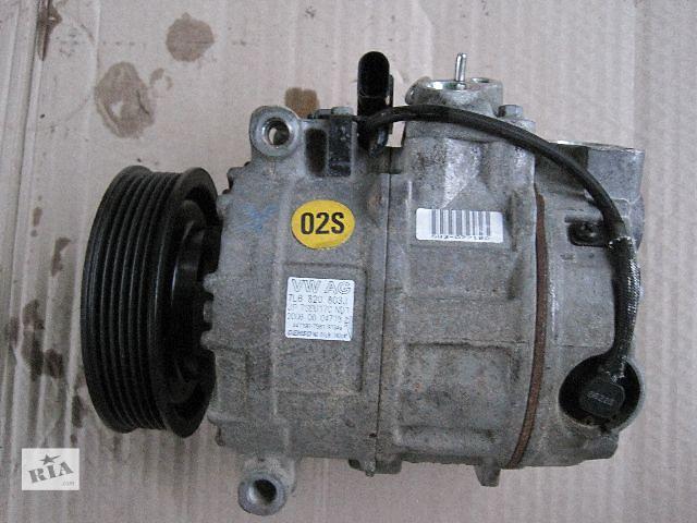 продам Б/у компрессор кондиционера для легкового авто Volkswagen Touareg бу в Виннице