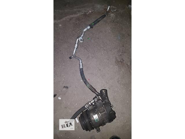 Б/у компрессор кондиционера для легкового авто- объявление о продаже  в Львове