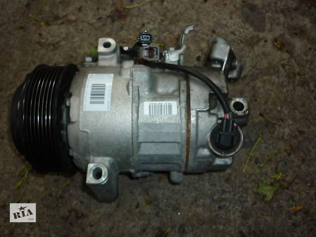 Б/у компрессор кондиционера для легкового авто- объявление о продаже  в Виннице