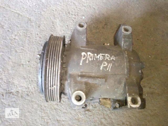 Б/у компрессор кондиционера для седана Nissan Primera P11 2000г- объявление о продаже  в Киеве