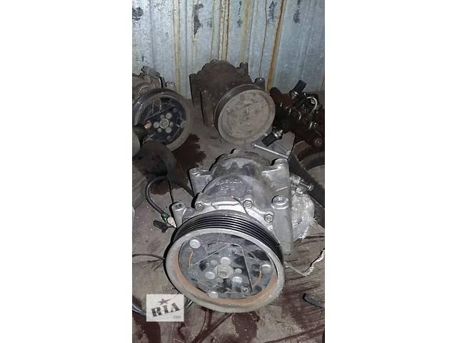 купить бу Б/у Компрессор кондиционера Renault Kangoo Кенго 1,5 DCI К9К B802, N764 2008-2012 в Луцке