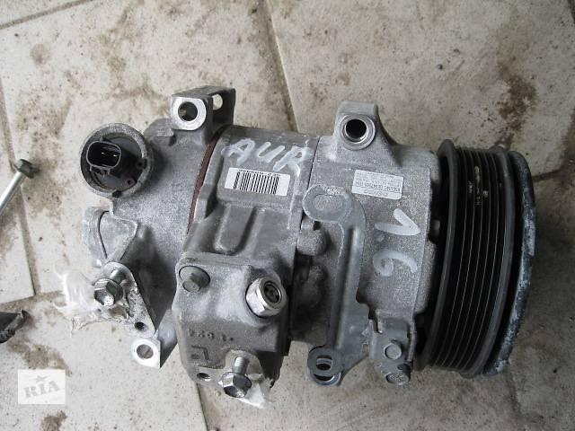 продам Б/у компрессор кондиционера  Toyota Auris бу в Киеве