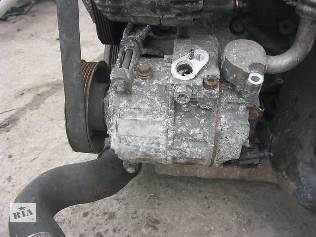 купить бу Б/у компрессор кондиционера Volkswagen Caddy в Ровно