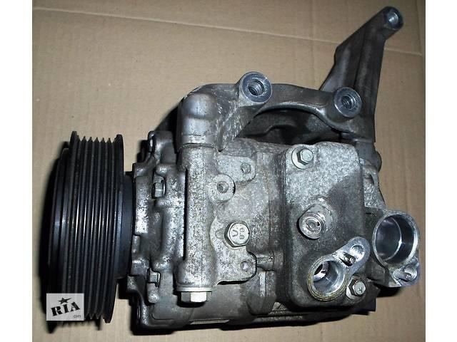 купить бу Б/у Компрессор кондиционера Volkswagen Crafter Фольксваген Крафтер 2.5 TDI 2006-2010 в Рожище