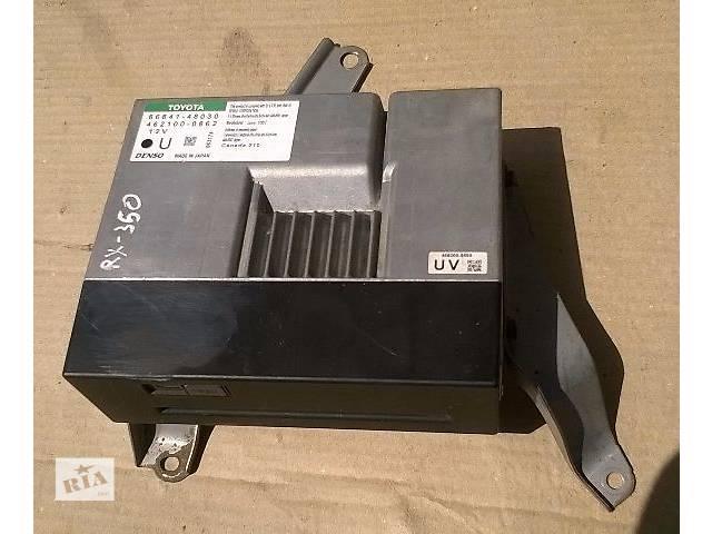 продам Б/у компьютер системы навигации для кроссовера Lexus RX 330/350 2006-2008г, Lexus GX 470 2002-2009г, Lexus RX 400H 2005г бу в Киеве