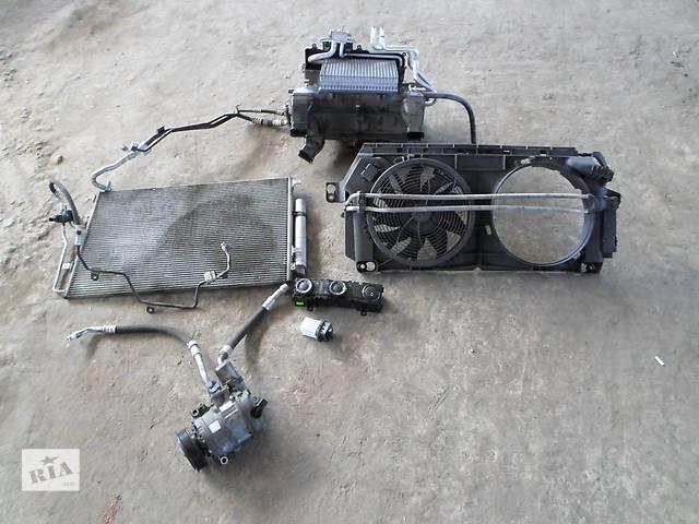 купить бу Б/у Кондиціонер Компрессор кондиционера Volkswagen Crafter Фольксваген Крафтер 2.5 TDI 2006-2010 в Луцке