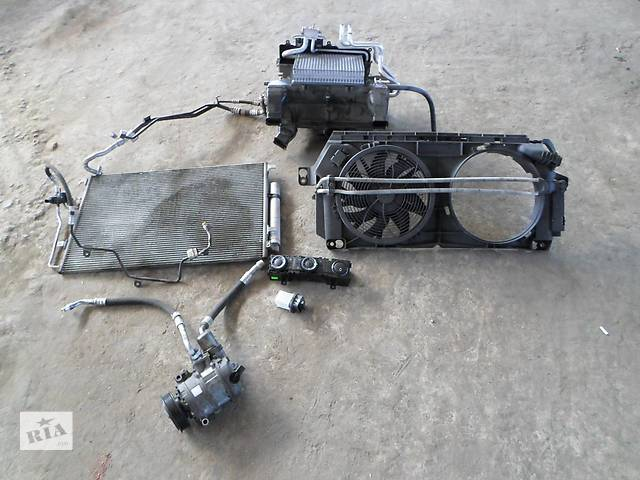 бу Б/у Кондиционер, обогреватель, вентиляция Volkswagen Crafter Фольксваген Крафтер 2.5 TDI 2006-201 в Луцке