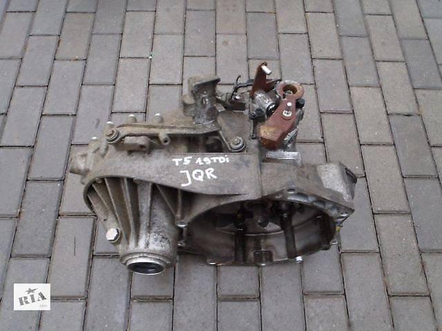 купить бу Б/у Коробка передач КПП 1.9TDI JQR Volkswagen T5 2009 в Киеве