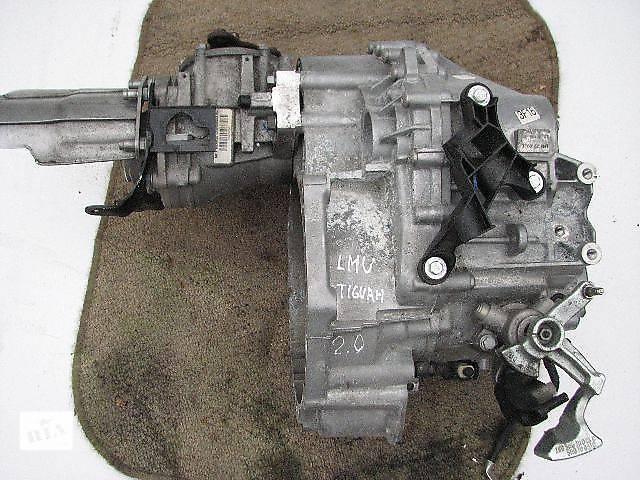 купить бу Б/у Коробка передач КПП 2.0TDI 4*4 LMU Volkswagen Tiguan 2011 в Киеве
