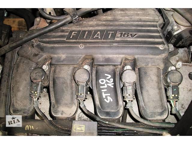 купить бу Б/у Коробка передач кпп для легкового авто Fiat Stilo Фиат Стило 1,9 JTD 2003 в Рожище