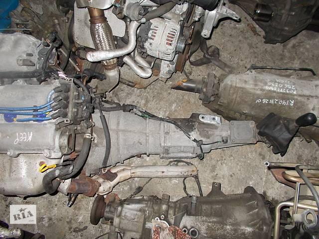 Б/у Коробка передач КПП Mazda MX-5 1.6 1.8 бензин № M526- объявление о продаже  в Стрые