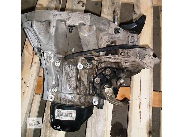 купить бу Б/у Коробка передач кпп МКПП Renault Kangoo Кенго 1,5 DCI К9К B802, N764 2008-2012 в Луцке
