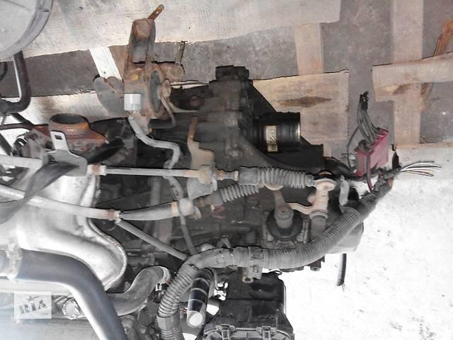 бу Б/у Коробка передач КПП Мотор 1,3 бензин Тойота Ярис Toyota Yaris 2001 в Рожище