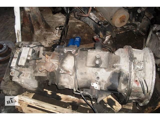 купить бу Б/у Коробка передач механіка КПП ZF 16S181IT, 16S221IT в Рожище