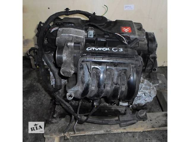 бу Б/у Коробка передач механика КПП Мотор Легковой Citroen C3 бензин 1,4 2004 в Рожище