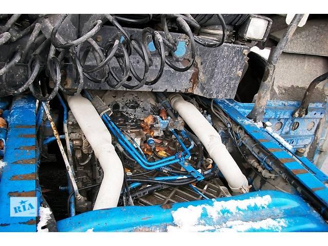 бу Б/у Коробка передач ZF c интардером кпп на МАН MAN TGA 18 480 Evro3 2003 в Рожище