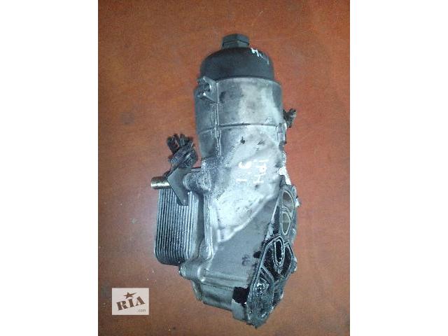 купить бу Б/у корпус масляного фильтра для легкового авто Citroen Berlingo 1.6hdi в Ковеле