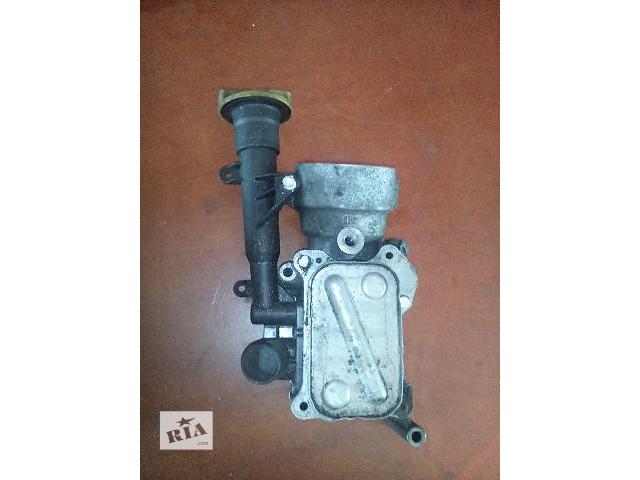 Б/у корпус масляного фильтра для легкового авто Fiat Doblo 1.3mjet- объявление о продаже  в Ковеле