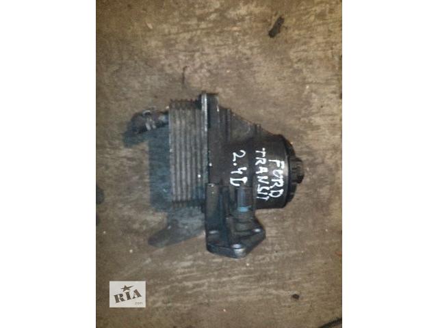 продам Б/у корпус масляного фильтра для легкового авто Ford Transit 2.4TDI бу в Ковеле