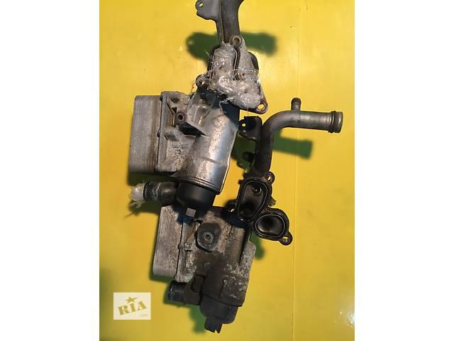 бу Б/у корпус масляного фильтра для легкового авто Opel Vivaro в Ковеле