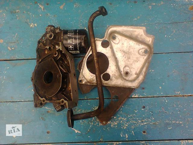 бу Б/у корпус масляного фильтра масляный насос для легкового авто Opel Ascona в Новограде-Волынском