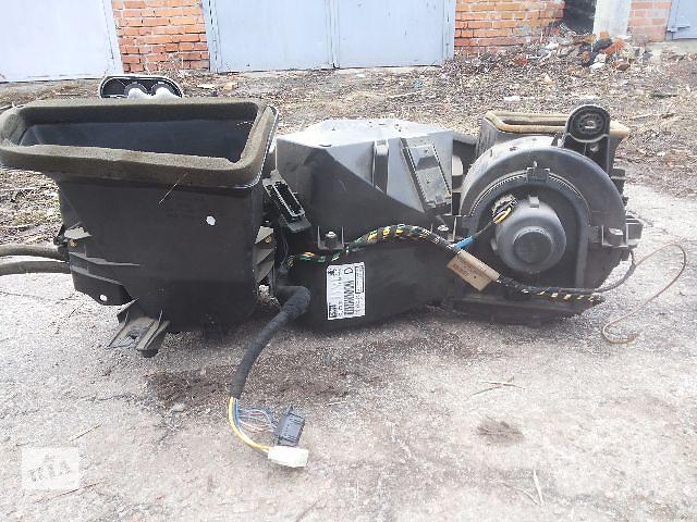 Б/у  печка в зборе для хэтчбека Skoda Octavia RS- объявление о продаже  в Харькове