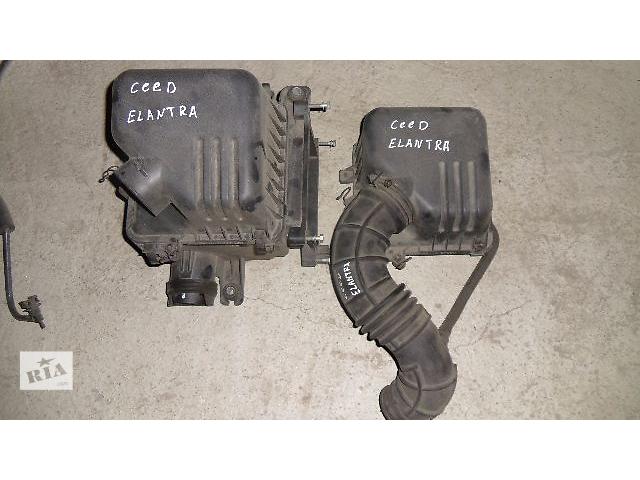 купить бу Б/у корпус повітряного фільтра для легкового авто Kia Ceed 2008 в Коломые