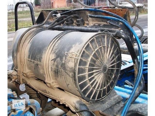 Б/у Корпус повітряного воздушного фильтра для грузовика МАН MAN TGA 18 480 Evro3 2003- объявление о продаже  в Рожище