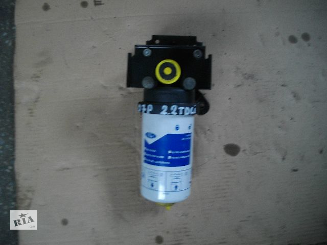 бу Б/у корпус топливного фильтра для легкового авто Ford Transit 2007 в Львове