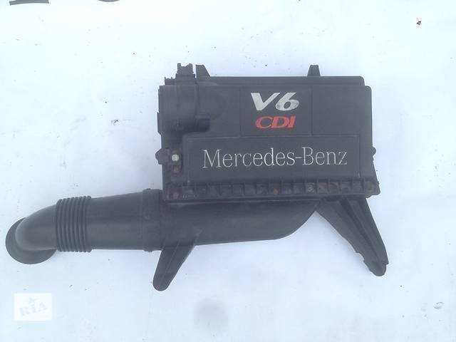 бу Б/у корпус воздушного фильтра для Mercedes Vito 639 в Луцке