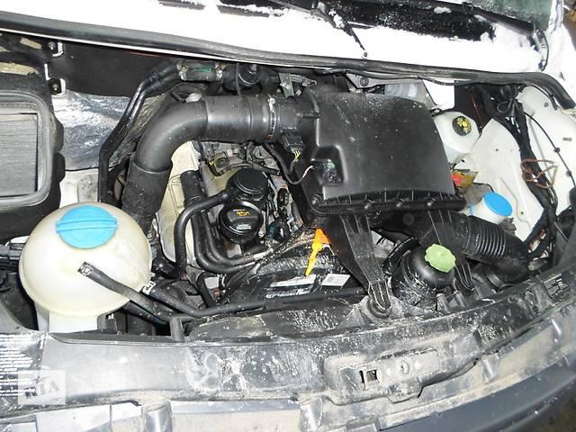 купить бу Б/у Корпус воздушного фильтра Volkswagen Crafter Фольксваген Крафтер 2.5 TDI 2006-2010 в Рожище