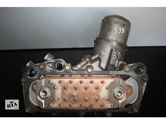 продам Б/у корпуси масляних фільтрів для Renault Master/Trafic,Opel Movano/Vivaro бу в Залещиках (Тернопольской обл.)