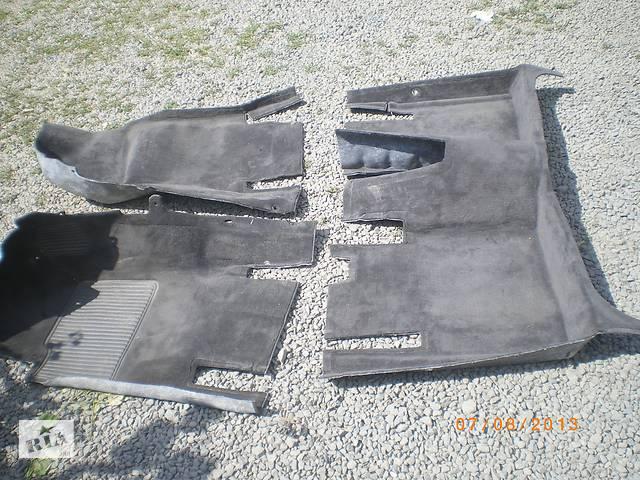бу Б/у ковёр салона для легкового авто Opel Omega A в Умани