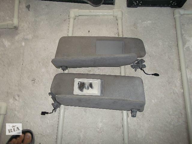 продам Б/у козырёк солнцезащитный для легкового авто Porsche Cayenne Turbo 2005 бу в Днепре (Днепропетровск)