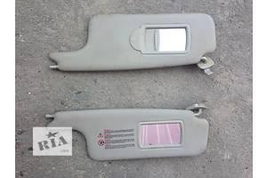 б/у Козырьки солнцезащитные Renault Megane II