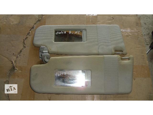 купить бу Б/у козырёк солнцезащитный левый и правый для легкового авто Volkswagen Jetta 2008 в Коломые