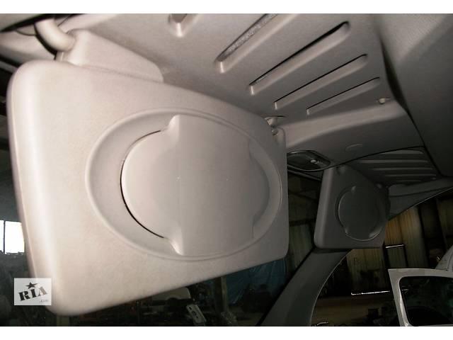 Б/у Козырёк солнцезащитный Renault Kangoo Кенго 1,5 DCI К9К B802, N764 2008-2012- объявление о продаже  в Рожище