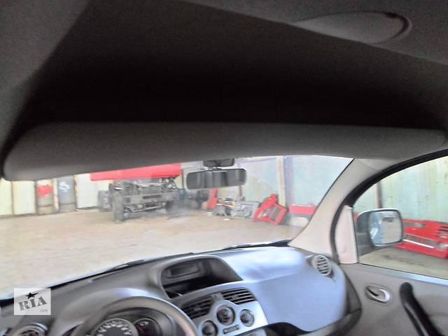 купить бу Б/у Козырёк солнцезащитный Renault Kangoo Рено Канго Кенго 1,5 DCI К9К B802, N764 2008-2012 в Луцке
