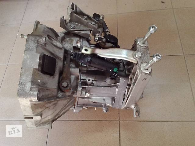 купить бу Б/у КПП 1.3 Multijet 1.3 HDi 2012г.в.47000т.км.Fiat QUBO Fiorino Nemo Bipper в Хмельницком