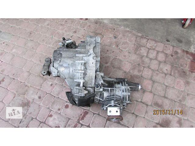 продам Б/у кпп 4x4 4Motion для легкового авто Volkswagen T5 Multivan бу в Хусте