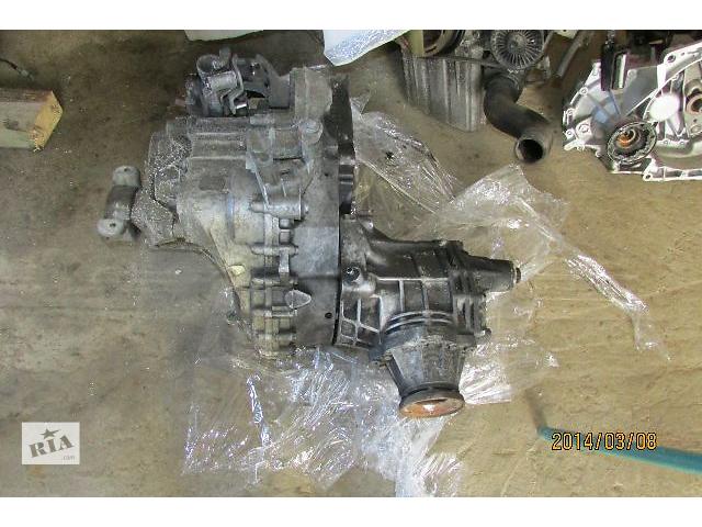 купить бу Б/у КПП 4x4 4Motion для легкового авто Volkswagen T5 (Transporter) 2008 в Хусте