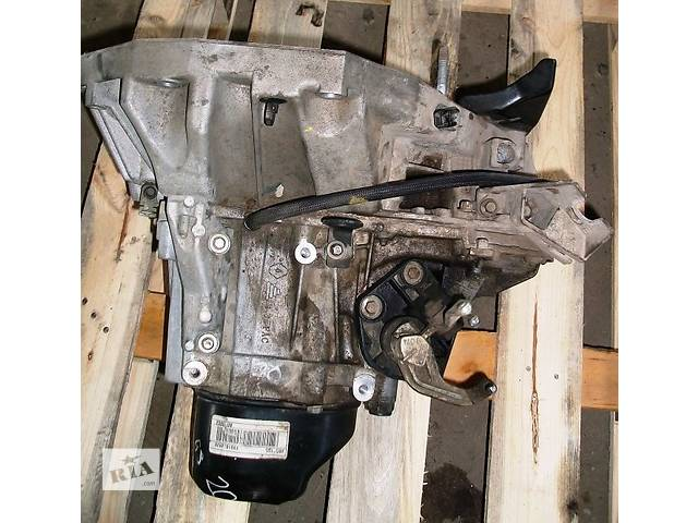 бу Б/у КПП Балка АКПП для Рено Кенго Кангу Renault Kangoo 1,5 DCI К9К B802, N764 2008-2012 в Луцке