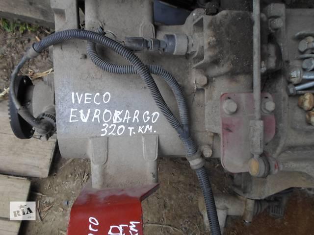 продам Б/у кпп для грузовика Iveco EuroCargo бу в Берегово (Закарпатской обл.)
