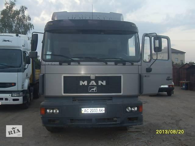 бу Б/у кпп для грузовика MAN 19.403 в Львове