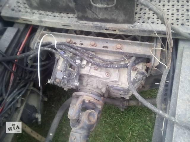 бу Б/у кпп для грузовика MAN 19.422 в Ивано-Франковске