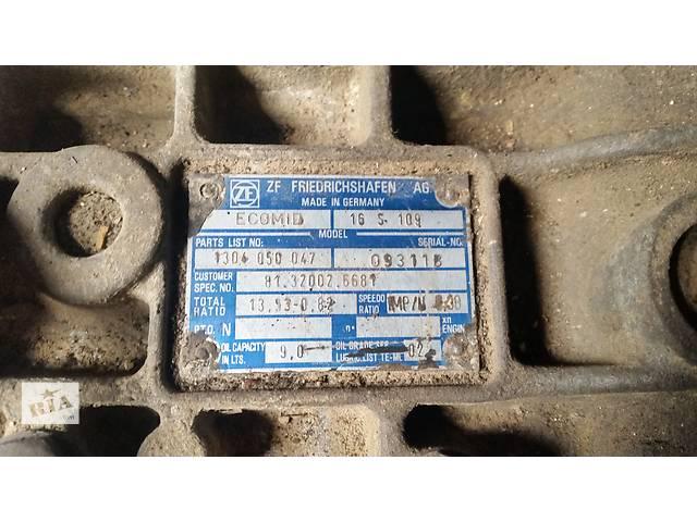 Б/у кпп для грузовика MAN- объявление о продаже  в Николаеве