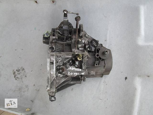 продам Б/у кпп для легкового авто Citroen Berlingo 2.0HDI бу в Луцке