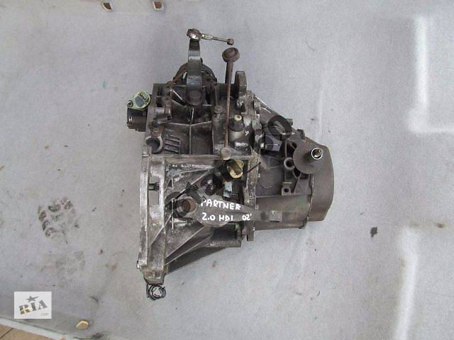 продам Б/у кпп для легкового авто Citroen Berlingo2.0HDI бу в Луцке